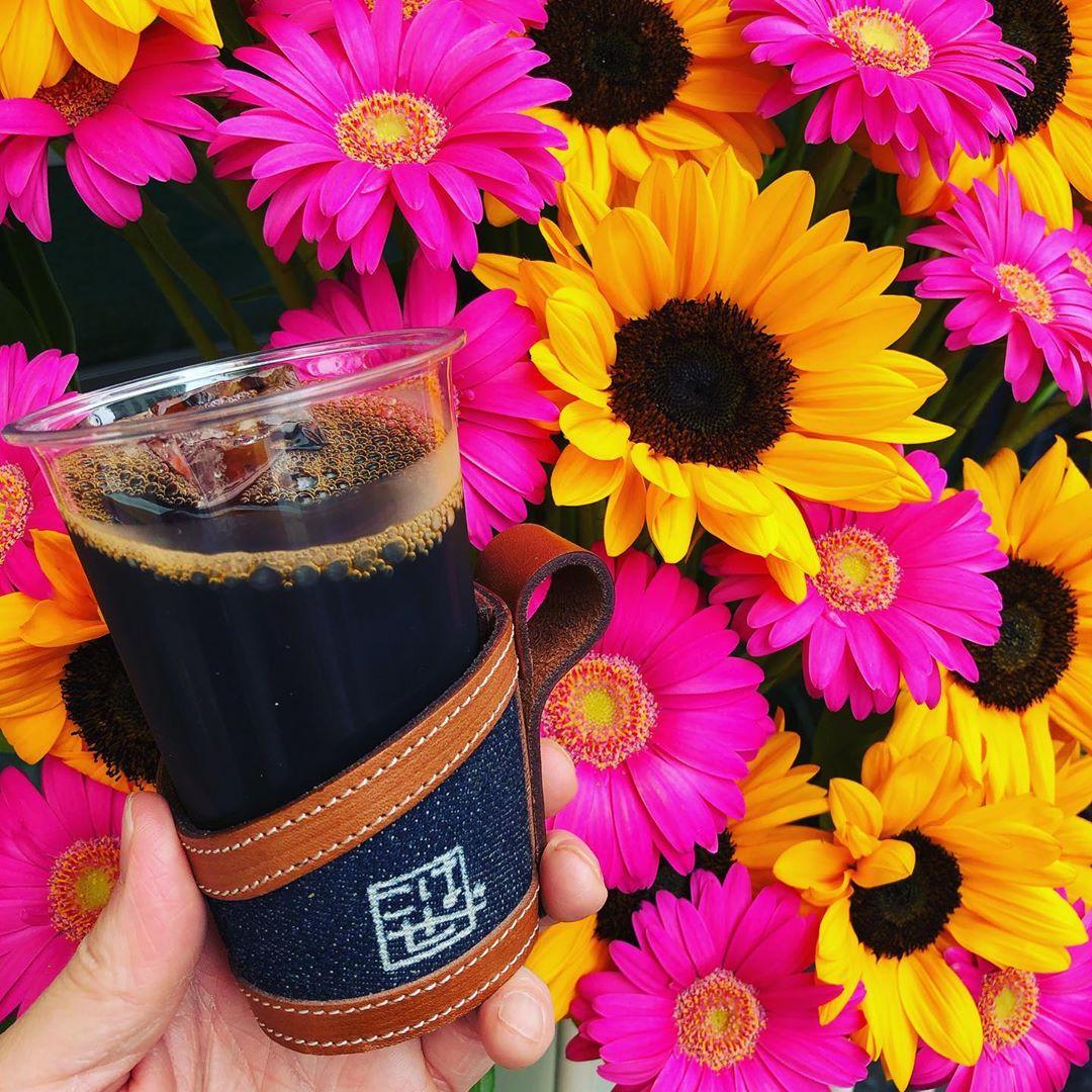 アイスコーヒーが美味しい季節になってきました! そろそろ七夕アイスプレンドの準備